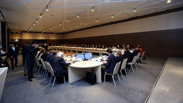 8-я встреча сети правоохранительных органов в Баку - Sputnik Азербайджан