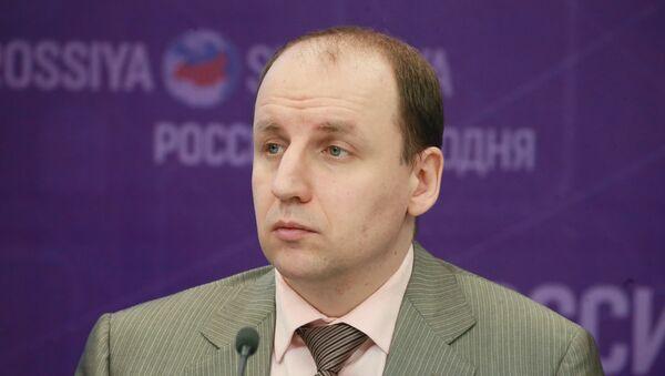 Богдан Безпалько - Sputnik Азербайджан