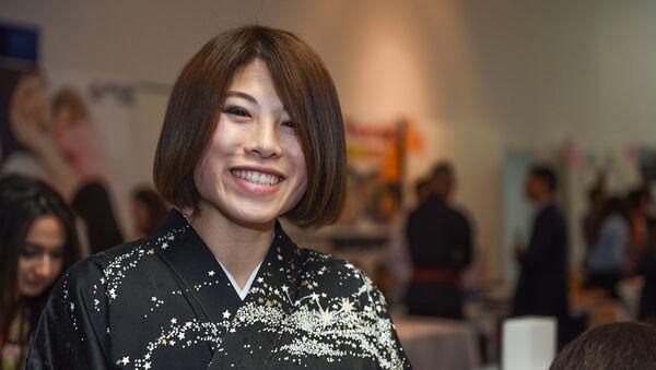 Выставка японской продукции Japan Expo в Баку - Sputnik Азербайджан