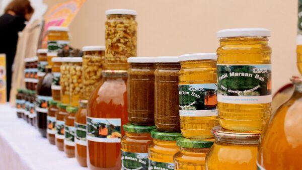 Азербайджанский мед, фото из архива - Sputnik Азербайджан