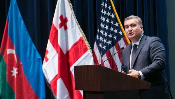 Посол Азербайджана в США Элин Сулейманов, фото из архива - Sputnik Азербайджан