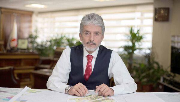 Mustafa Tuna - Sputnik Azərbaycan