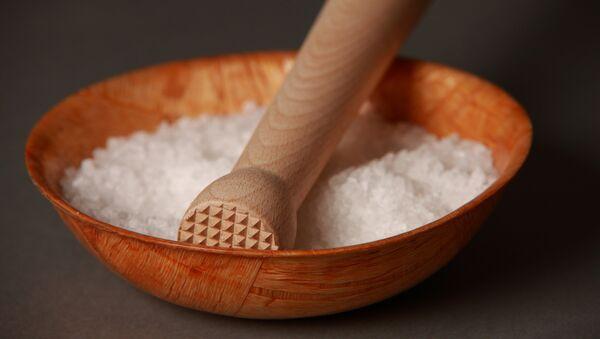 Соль. Архивное фото - Sputnik Азербайджан
