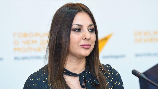 Лейла Эфендиева - Sputnik Азербайджан