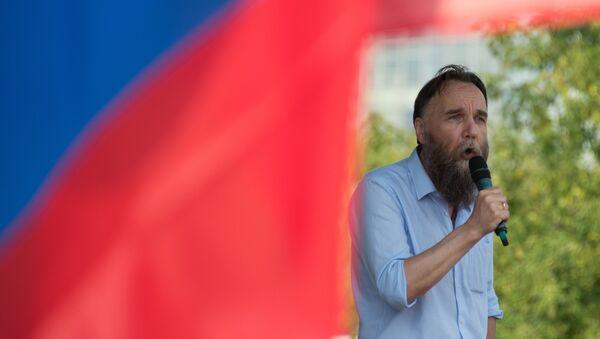 Rusiyalı analitik Aleksandr Duqin - Sputnik Azərbaycan