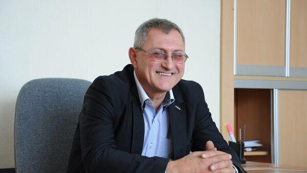 Сергей Кривоногов - Sputnik Азербайджан