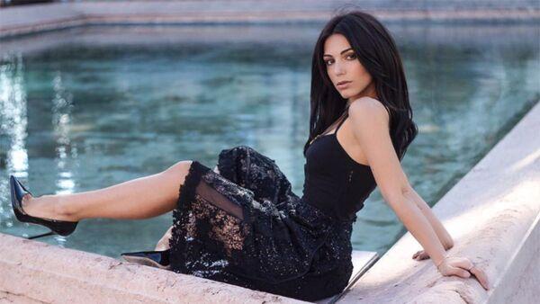 Дочь Мисс Миллениум Валиды Аббасовой Камилла Романова - Sputnik Азербайджан
