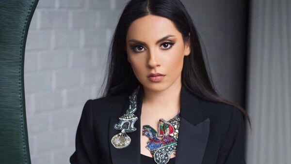 Певица Айсель Мамедова - Sputnik Азербайджан