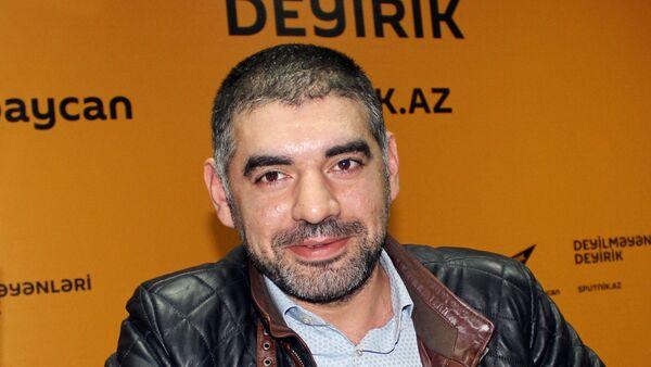 Рашад Ализаде - Sputnik Азербайджан