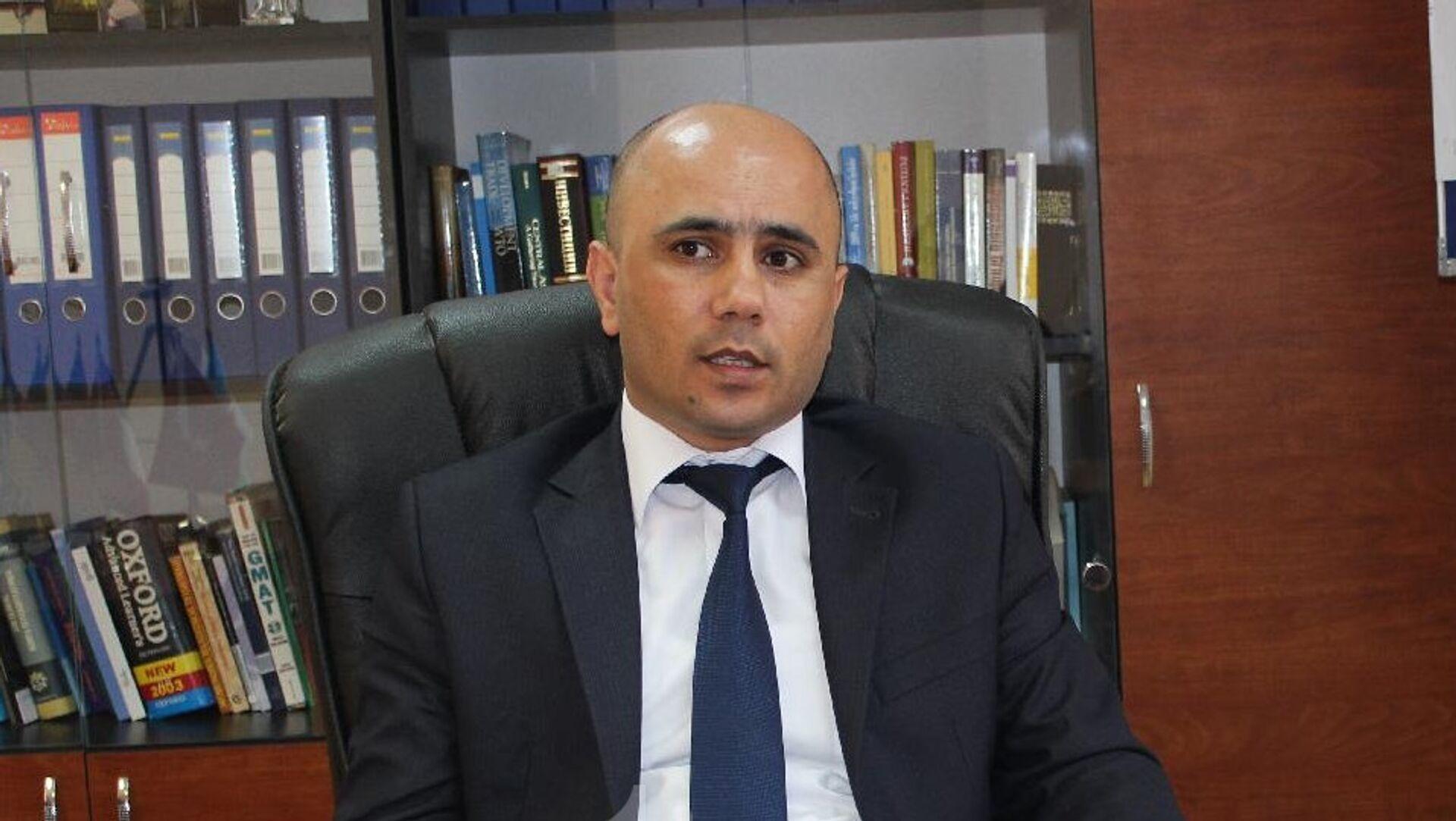 İqtisadçı-ekspert Rəşad Həsənov  - Sputnik Азербайджан, 1920, 15.09.2021