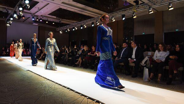 Шестой сезон азербайджанской недели моды Azerbaijan Fashion Week, фото из архива - Sputnik Азербайджан