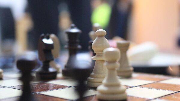 Шахматы, фото из архива - Sputnik Азербайджан