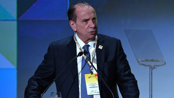 Министр иностранных дел Бразилии Алоизио Нюнес Феррейр - Sputnik Азербайджан