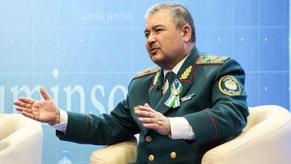 Абдусалом Азизов – Министр внутренних дел Республики Узбекистан - Sputnik Азербайджан