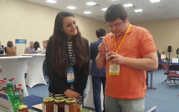 Экспортная миссия Азербайджана в Санкт-Петербурге - Sputnik Азербайджан