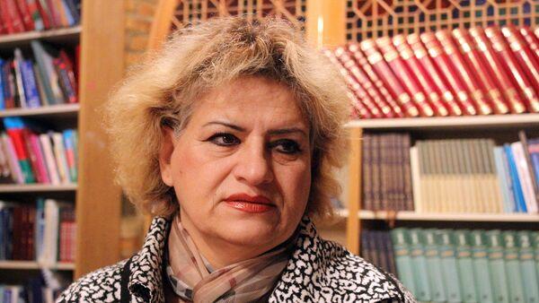 Məhəbbət Abbasova - Sputnik Azərbaycan