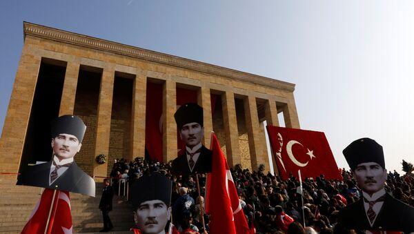 Atatürk - Sputnik Azərbaycan
