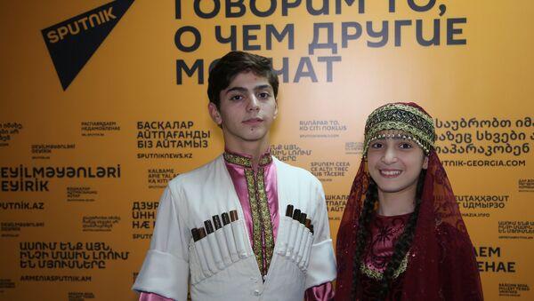 Илькин и Севиндж в шаге от полуфинала Ты супер! Танцы - Sputnik Азербайджан