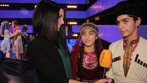 Илькин и Севиндж в полуфинале Ты супер! Танцы: мы готовы к экспериментам - Sputnik Азербайджан