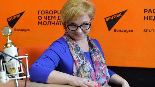 Василина Мицкевич - Sputnik Азербайджан