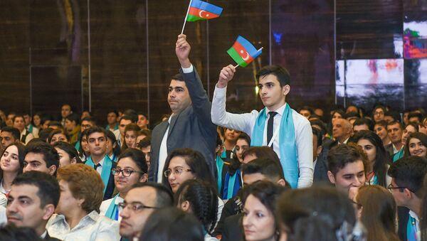 День ребенка - Sputnik Азербайджан