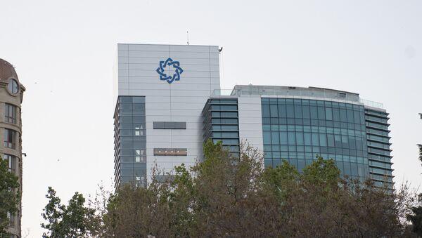 Головной офис Международного банка Азербайджана в Баку - Sputnik Азербайджан