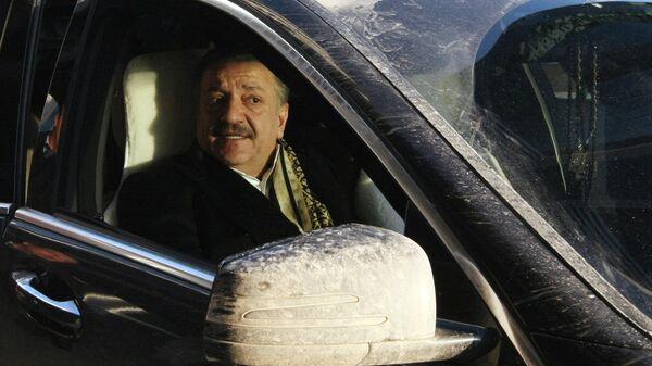Президент группы АСТ Тельман Исмаилов, фото из архива - Sputnik Азербайджан