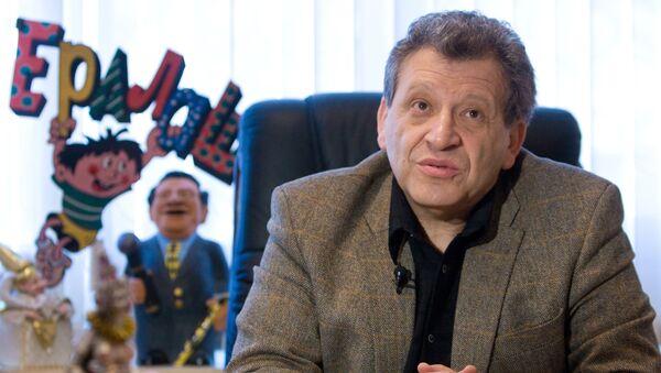 Художественный руководитель Ералаша Борис Грачевский - Sputnik Азербайджан