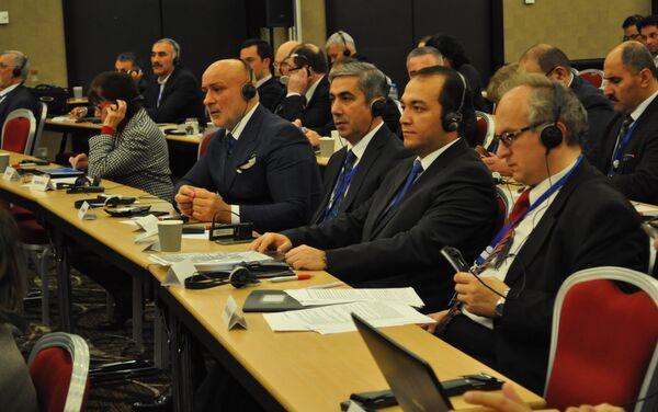 Международный форум на тему Сепаратизм как угроза международному миру и безопасности - Sputnik Азербайджан
