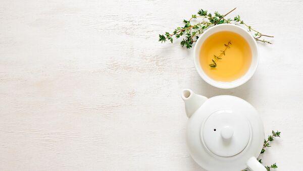 Yaşıl çay - Sputnik Azərbaycan