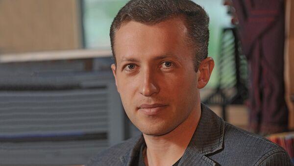 Директор Института национальной энергетики Сергей Правосудов - Sputnik Азербайджан