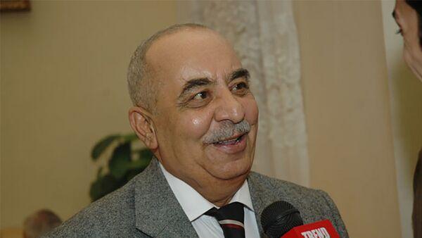 Актер театра и кино Яшар Нури - Sputnik Азербайджан