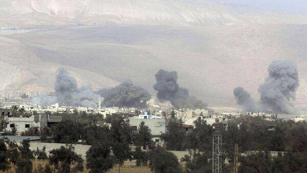 Ситуация в Сирии, фото из архива - Sputnik Азербайджан