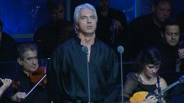 Оперный певец Дмитрий Хворостовский скончался в Лондоне на 56-м году жизни - Sputnik Азербайджан