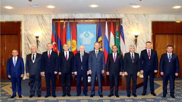 Пятая встреча секретарей советов безопасности государств СНГ в Москве - Sputnik Азербайджан