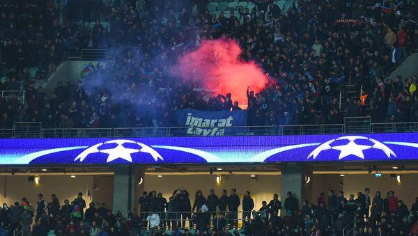 Матч пятого тура группового этапа Лиги чемпионов UEFA между ФК Карабах и ФК Челси` - Sputnik Азербайджан