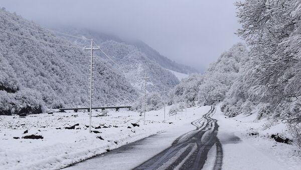 Дороги в Губе - Sputnik Азербайджан