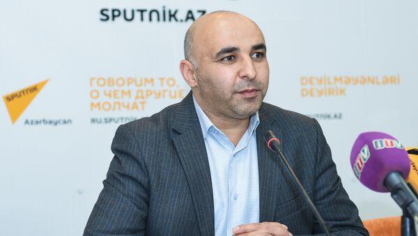 Zaur İbrahimli - Sputnik Azərbaycan