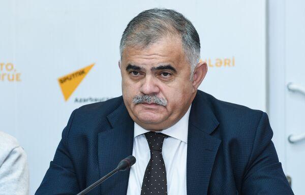 Саммит Восточного партнерства и европейские перспективы Азербайджана - обсуждения в пресс-центре Sputnik Азербайджан - Sputnik Азербайджан