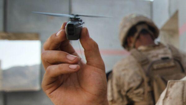 Черный Шершень – военный вертолет-дрон - Sputnik Азербайджан