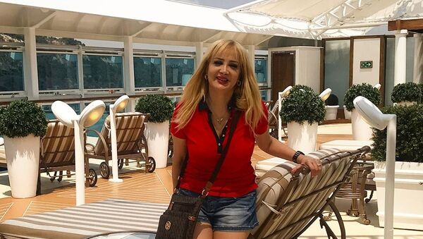 Малейка Асадова - Sputnik Азербайджан