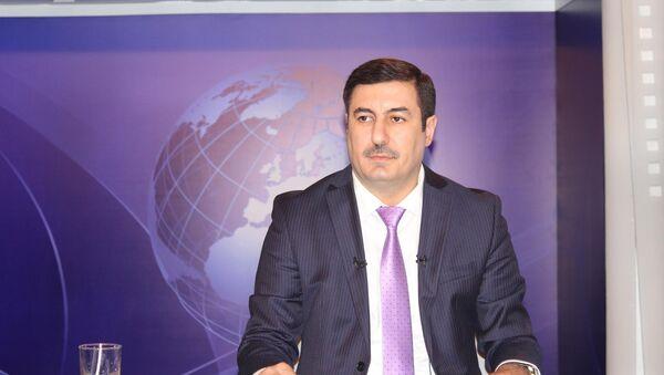 BMAM sədri Rufiz Qonaqov - Sputnik Azərbaycan