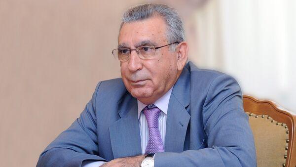 Руководитель Администрации Президента Азербайджана Рамиз Мехтиев - Sputnik Азербайджан