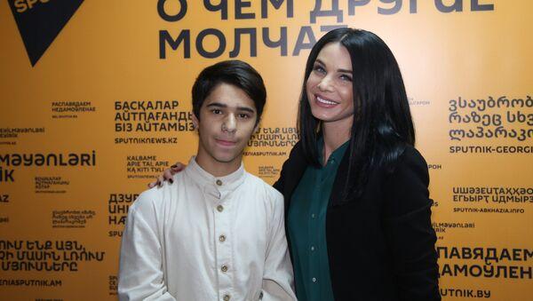 Ожидания азербайджанца до выступления на сцене Ты супер! Танцы - Sputnik Азербайджан