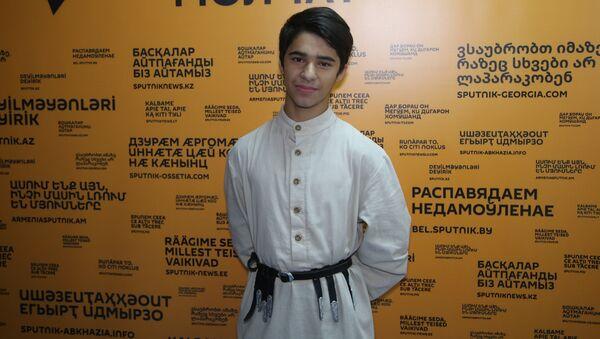 Аббасгулу Сафаров выбыл из конкурса Ты супер! Танцы — эмоции на видео - Sputnik Азербайджан