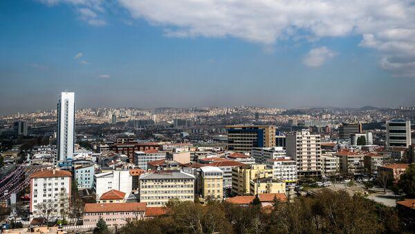 Анкара, фото из архива - Sputnik Азербайджан