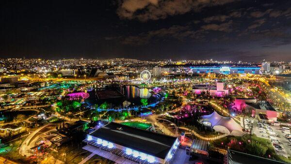 Столица Турции, Анкара - Sputnik Азербайджан
