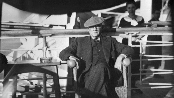 Mustafa Kamal Atatürk 1930-cu ildə - Sputnik Azərbaycan