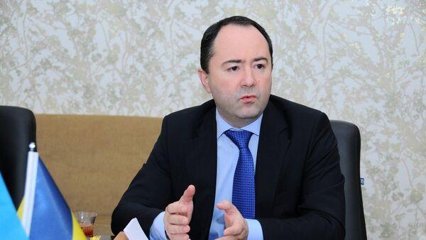 Посол Румынии в АР Дан Янку - Sputnik Азербайджан
