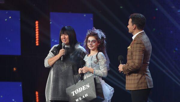 Хореограф Алла Духова поддержала участницу проекта НТВ Ты супер! Танцы - Sputnik Азербайджан